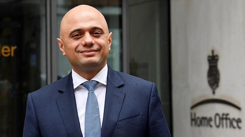 Новый глава МВД Великобритании высказался за справедливую иммиграционную политику