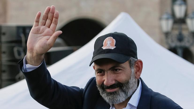 В Госдепе США заявили о готовности к тесному сотрудничеству с новым правительством Армении