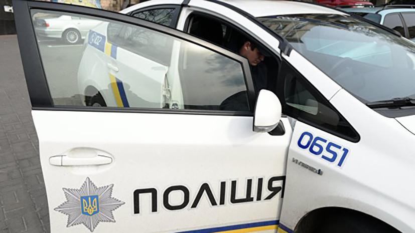 В Киеве на Трухановом острове мужчина выловил из воды пакет