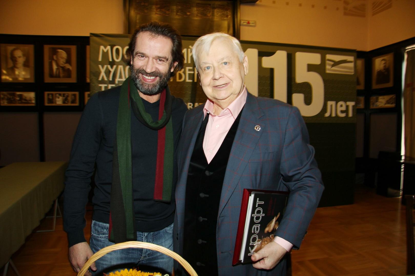 Фестиваль учеников Олега Табакова Атом Солнца пройдет в Москве