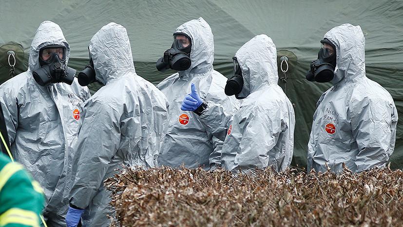 «Оказали давление»: ОЗХО ушла от ответа на вопрос о выводах лаборатории в Шпице по делу Скрипалей