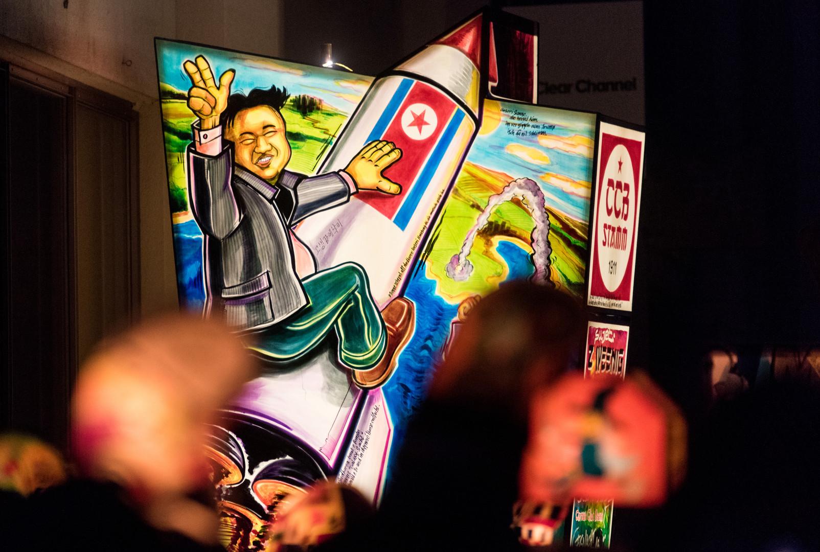 Северная Корея прекращает тестирования ядерного оружия изакрывает полигон