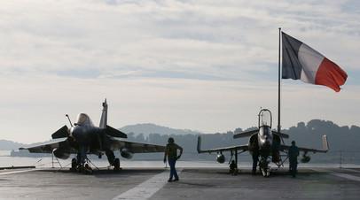 Самолёты ВВС Франции