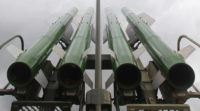 Зенитно-ракетный комплекс «Бук-М2Э»