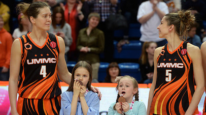 Баскетболистки УГМК четвёртый раз в истории выиграли Евролигу