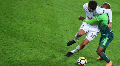 «Локомотив» и «Уфа» сыграли вничью в матче 27-го тура РФПЛ