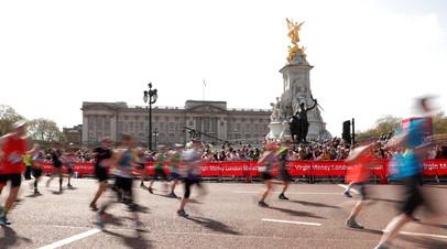 Участник Лондонского марафона скончался на следующий день после забега