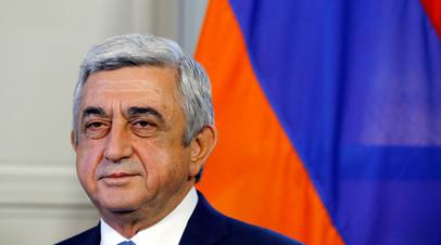 В Госдепе прокомментировали отставку Саргсяна с поста премьер-министра Армении