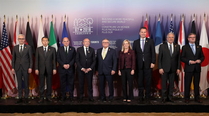 Эксперт оценил заявление стран G7 о возможности ужесточения антироссийских санкций