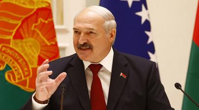 Лукашенко: сирийским властям просто не дают стабилизировать ситуацию в стране