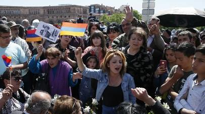 МИД: Россия внимательно следит за ситуацией в Армении