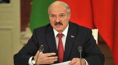 Лукашенко пообещал не допустить создания фундамента для «майдана» в Белоруссии