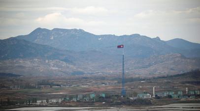 СМИ: Молодёжь в Южной Корее выступает против объединения с КНДР