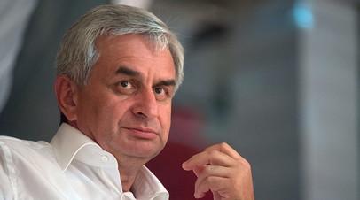 Президент Абхазии сменил премьера