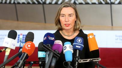 Эксперт прокомментировал заявление Могерини об отказе ЕС помогать восстановлению Сирии