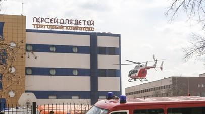 Прокуратура Москвы просит закрыть ТЦ «Персей для детей» из-за нарушений пожарной безопасности