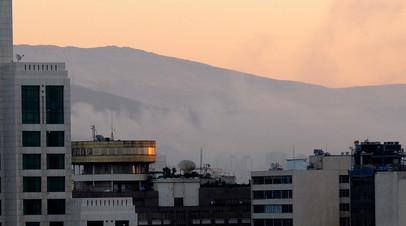 Эксперты ОЗХО вновь посетили место «химатаки» в сирийской Думе