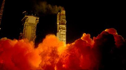 Ракета «Рокот» с европейским спутником стартовала с космодрома Плесецк