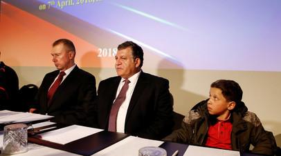 Шульгин заявил, что эксперты ОЗХО опросили шесть свидетелей «химатаки» в Думе