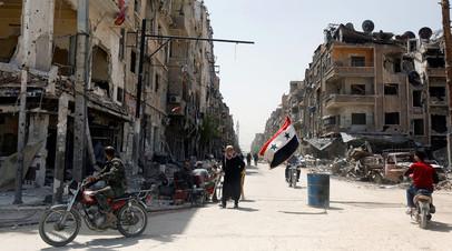 «Создавали атмосферу хаоса»: на брифинге ОЗХО жители сирийской Думы рассказали подробности инсценировки «химатаки»