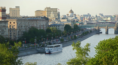 Синоптики рассказали о жаре на майские праздники в Москве