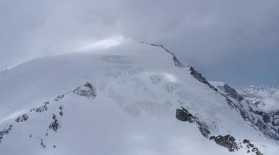 В Швейцарских Альпах из-за непогоды погибли шесть человек