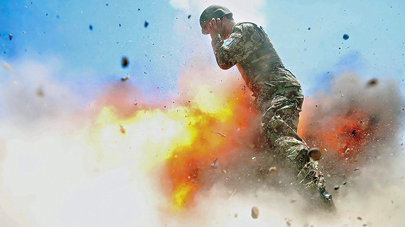 СМИ: Американский военный погиб в бою в Афганистане