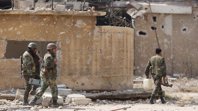СМИ: Более 40 заложников освободили в сирийской провинции Идлиб