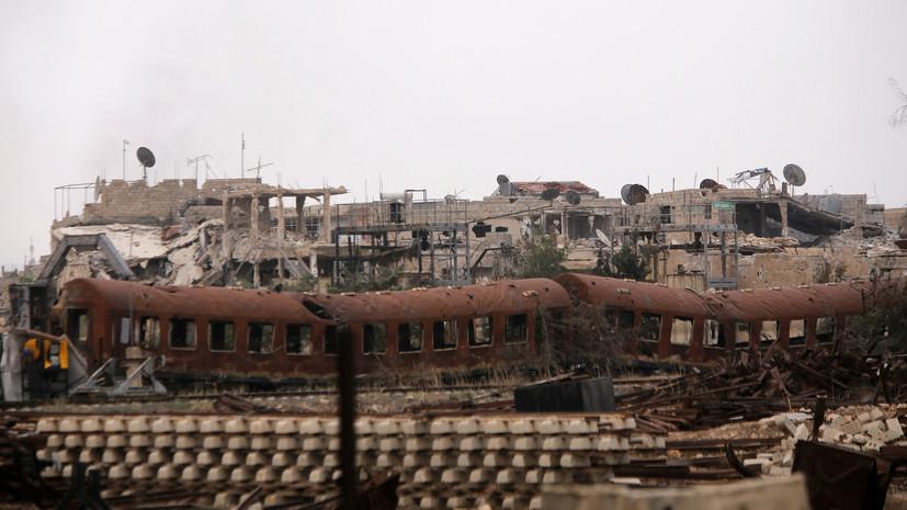 Коалиция США и партнёры начинают операцию по ликвидации последних оплотов ИГ в Сирии