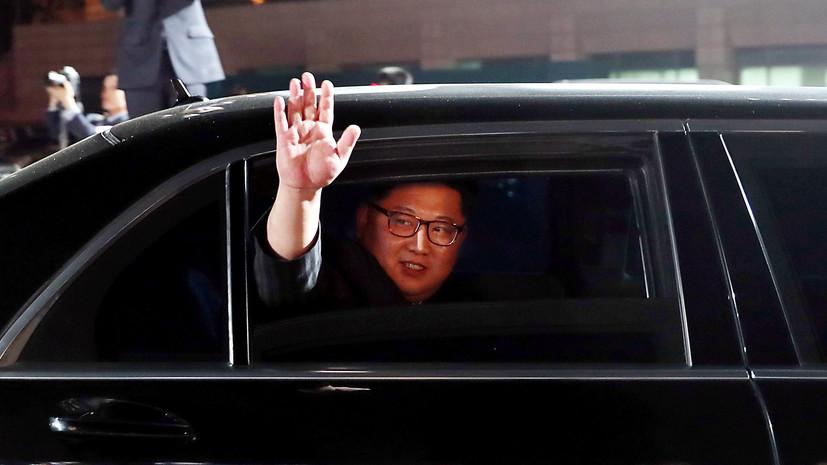 СМИ: Ким Чен Ын разрешил США проверить ядерные объекты КНДР