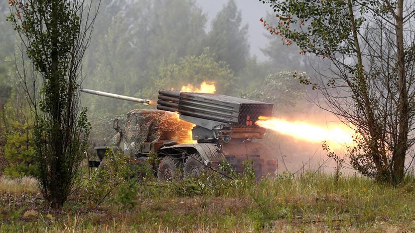 Киев усилит позиции ВСУ на линии соприкосновения в Донбассе
