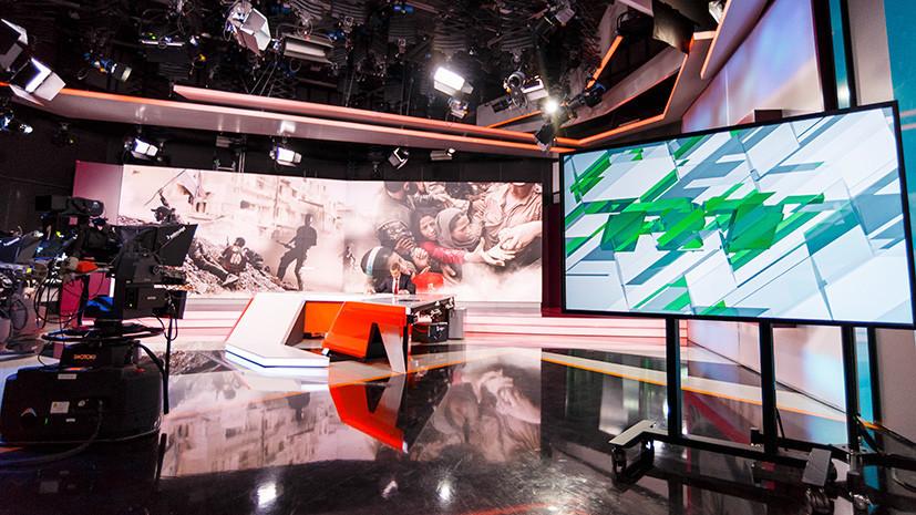 RT возглавил рейтинг топ-СМИ в Mediametrics за апрель