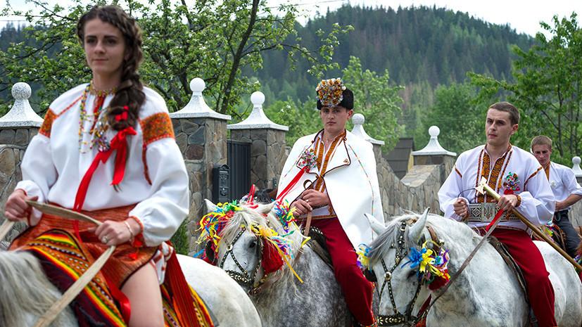 Малый народ и многовековая история: почему в Киеве отрицают этническую самобытность русинов