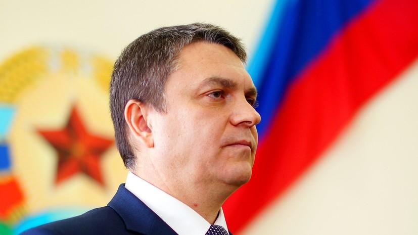 В ЛНР заявили о переходе конфликта в Донбассе в «горячую стадию»