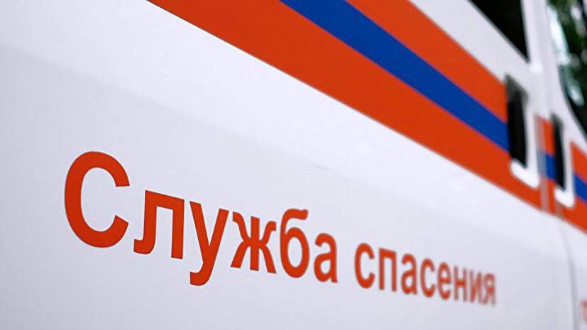 В Саратове из-за пожара в ТЦ эвакуировали около 600 человек