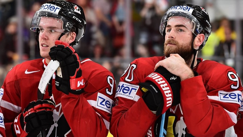 Ярче Олимпиады: почему стоит следить за чемпионатом мира по хоккею в Дании