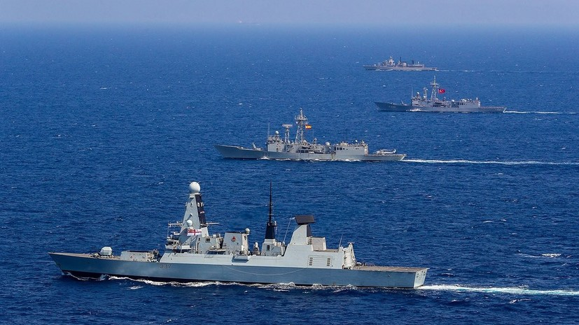 Москва отреагировала на обвинения во взломе GPS во время учений НАТО