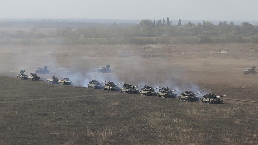 В ЛНР сообщили о шести случаях обстрела со стороны украинских военных