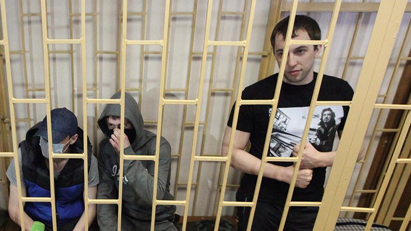 Строгий режим: «приморские партизаны» после пересмотра дела получили от восьми до 25 лет колонии