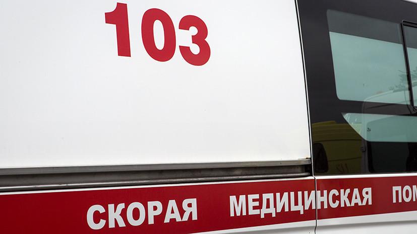 В Красноярске пациентка с ножевыми ранениями напала на фельдшера скорой помощи