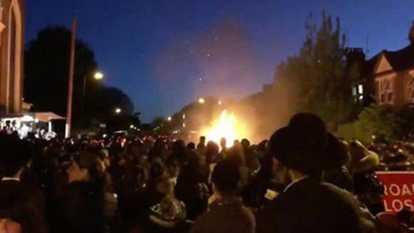 В полиции уточнили число пострадавших на еврейском фестивале в Лондоне
