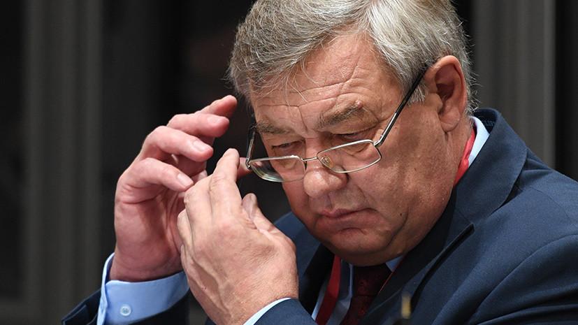 Глава Удмуртии сообщил об отставке мэра Ижевска
