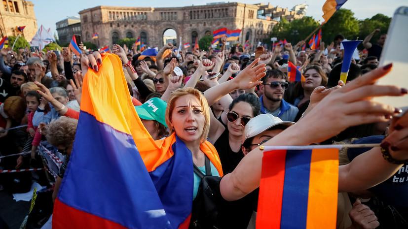 В Кремле надеются на сохранение добрых и союзнических отношений России и Армении