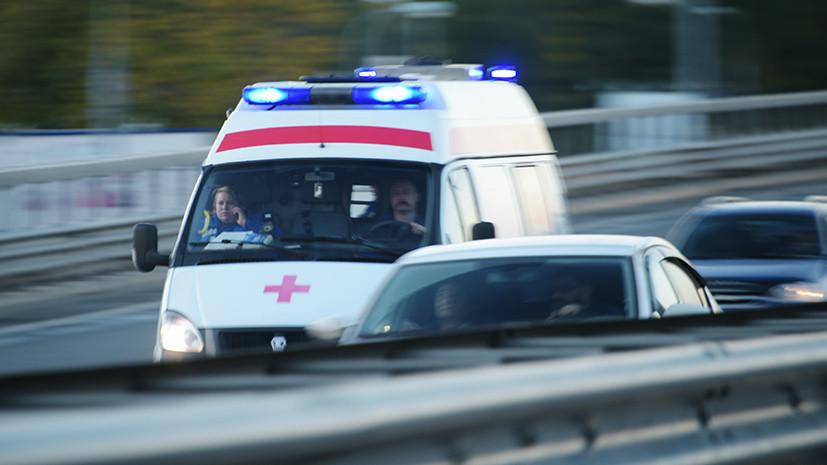 В Подмосковье при опрокидывании автомобиля погибли три человека