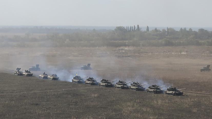 Постпред России при ОБСЕ заявил об эскалации напряжённости в Донбассе