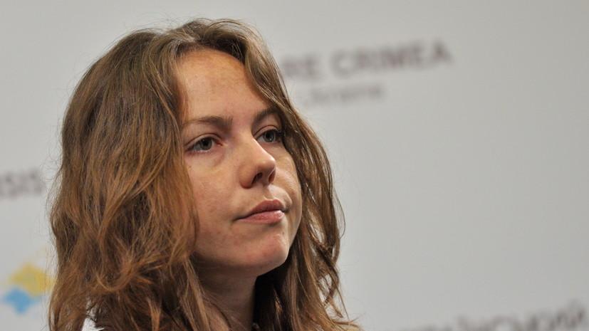 Вера Савченко сообщила, что у её сестры начались проблемы с зубами из-за голодовки