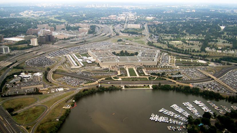 В Пентагоне заявили о лазерной атаке на пилотов со стороны китайских граждан