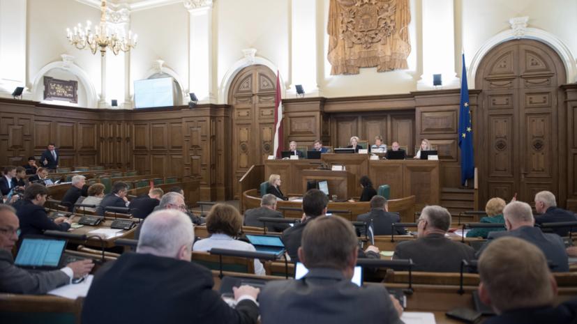 «Никакой логики»: зачем в Латвии принимают новые законы, ограничивающие русскоязычное население