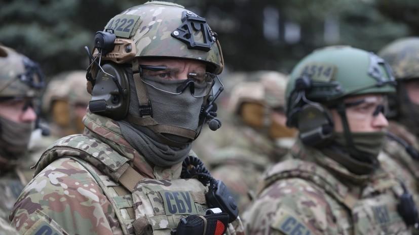 В Киеве сотрудник СБУ получил ранения в ходе конфликта со стрельбой