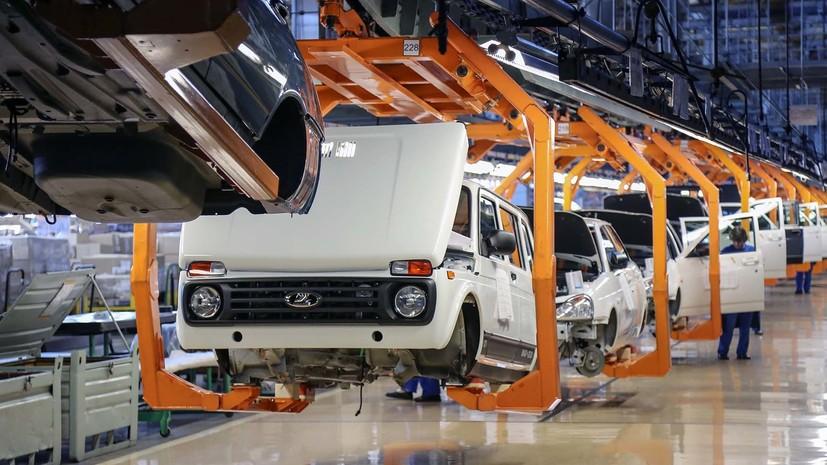 Правительство утвердило стратегию развития автомобилестроения до 2025 года